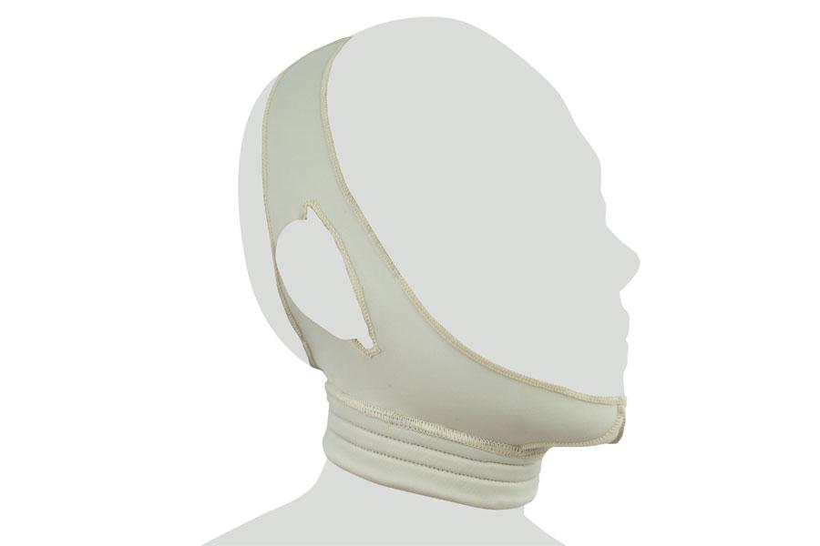 Soporte maxilofacial